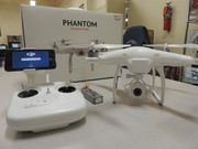 DJI Phantom 4 Professional Quadcopter Drone 4K UHD Video Camera